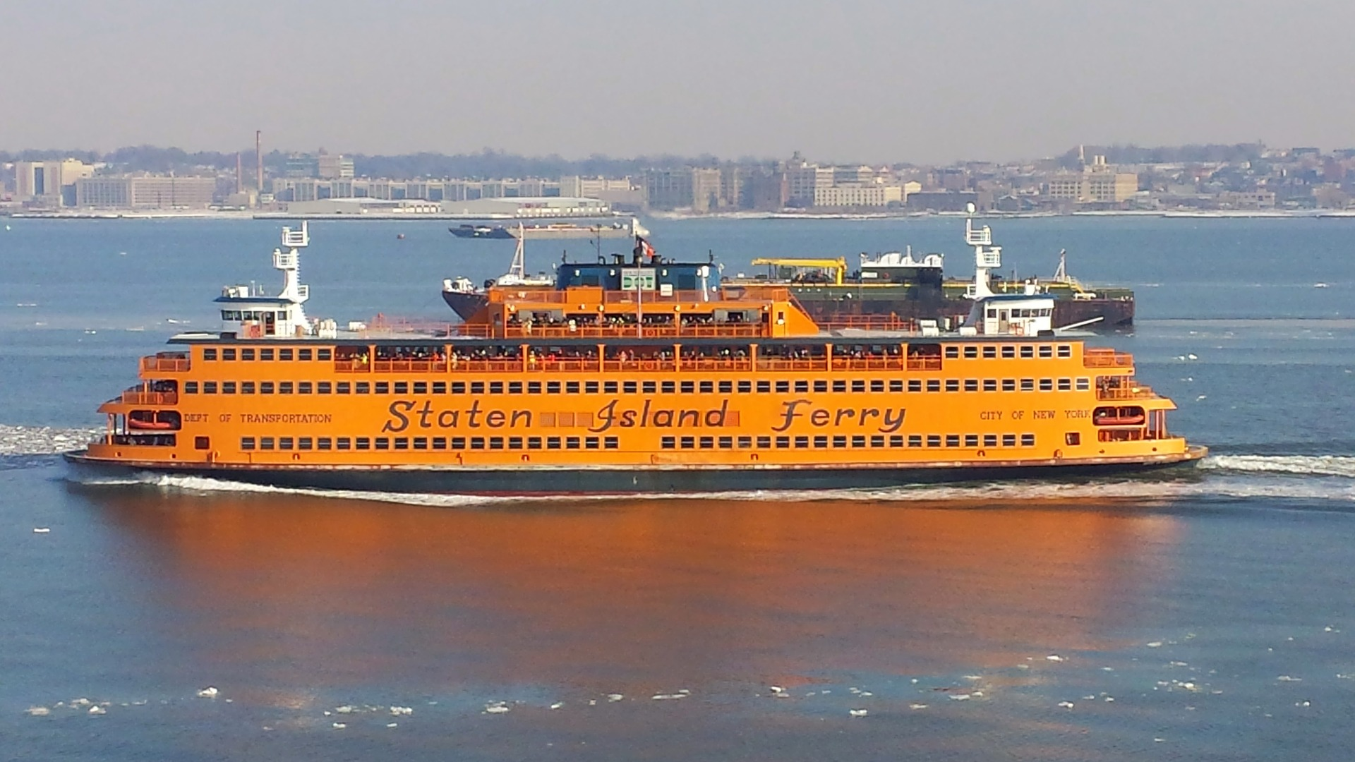 Photo of the Staten Island Ferry