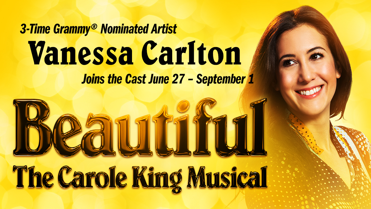 Vanessa Carlton stars in Beautiful the Carole King Musical on Broadway