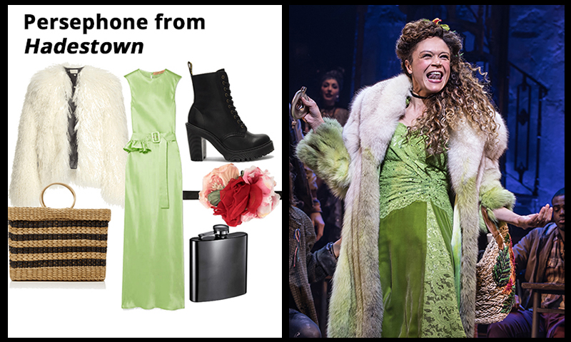 Persephone from Hadestown