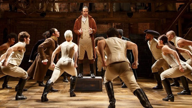 Hamilton – The Revolution Comes to Broadway