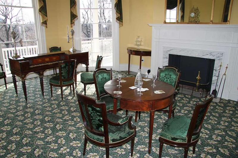 Grange Dining Room.