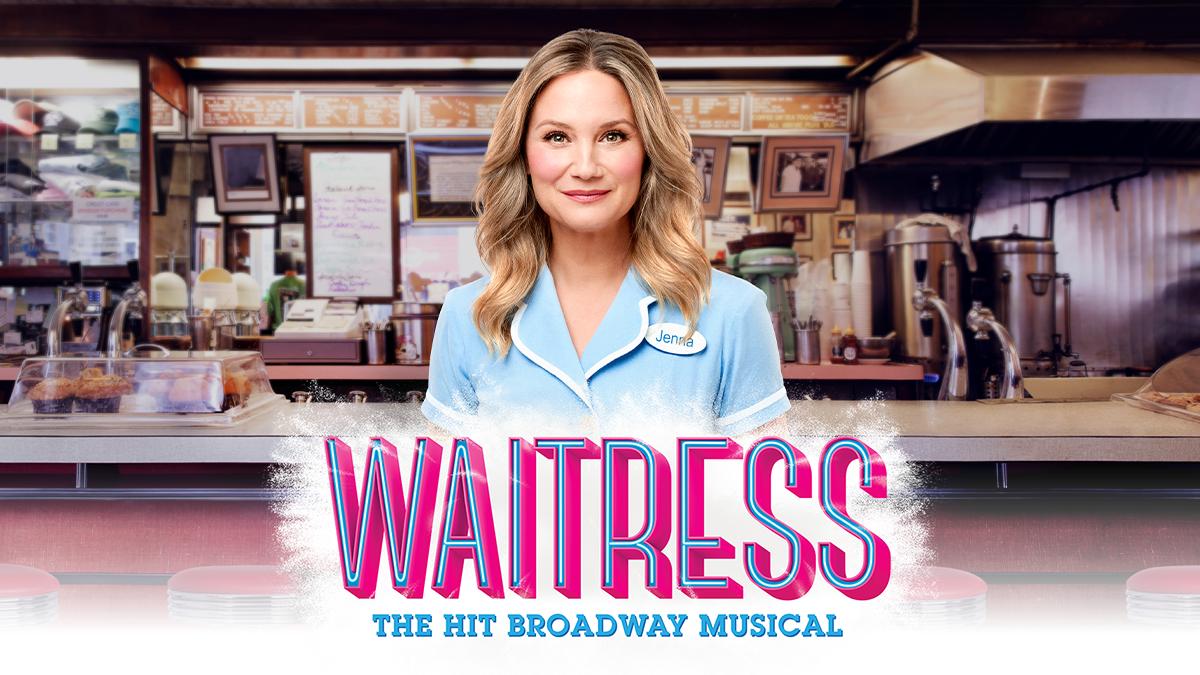 Waitress Jennifer Nettles