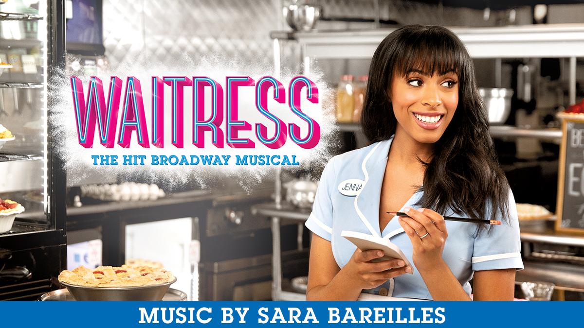Nicolette Robinson stars in Waitress on Broadway