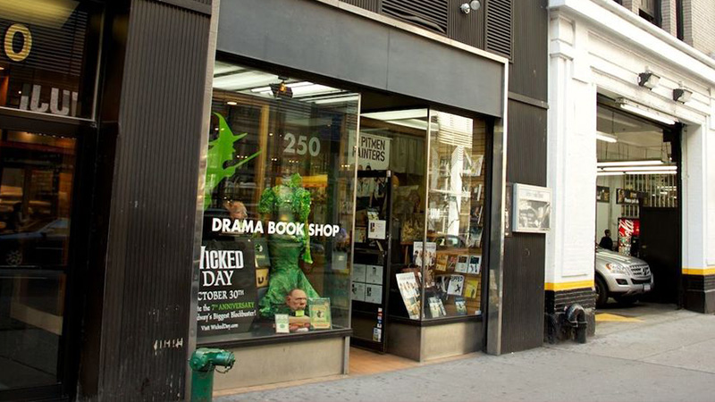The Drama Bookshop.