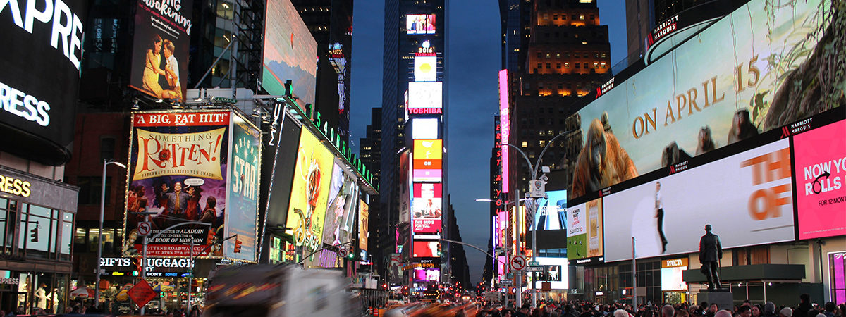 10 Cool Theater Hangouts in Times Square