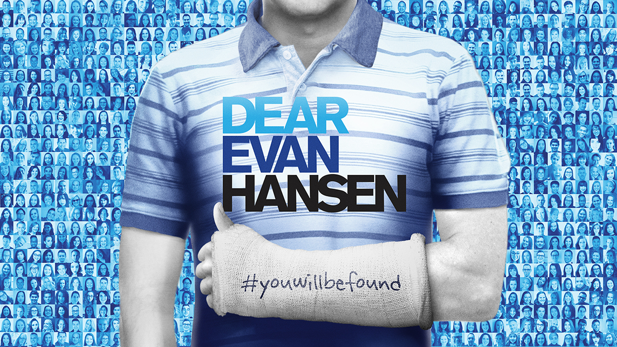 Dear Evan Hansen on Broadway