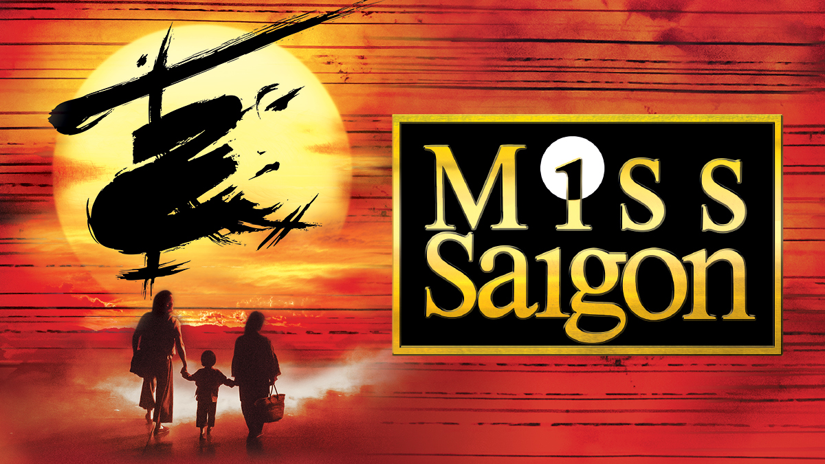 Miss Saigon on Broadway