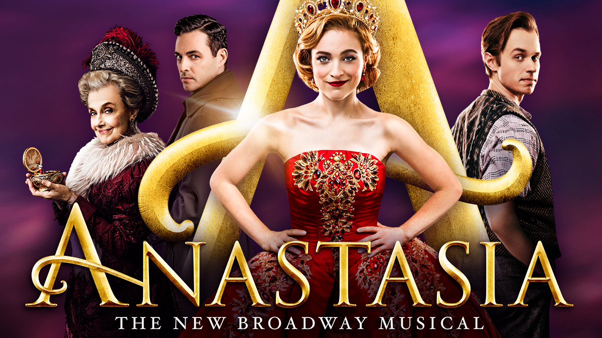 Anastasia the Broadway Musical