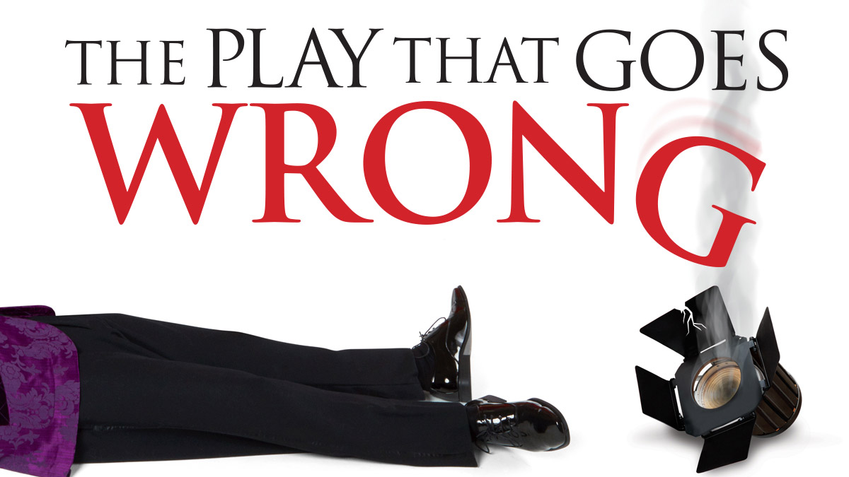 The Play That Goes Wrong | off-Broadway tickets and information
