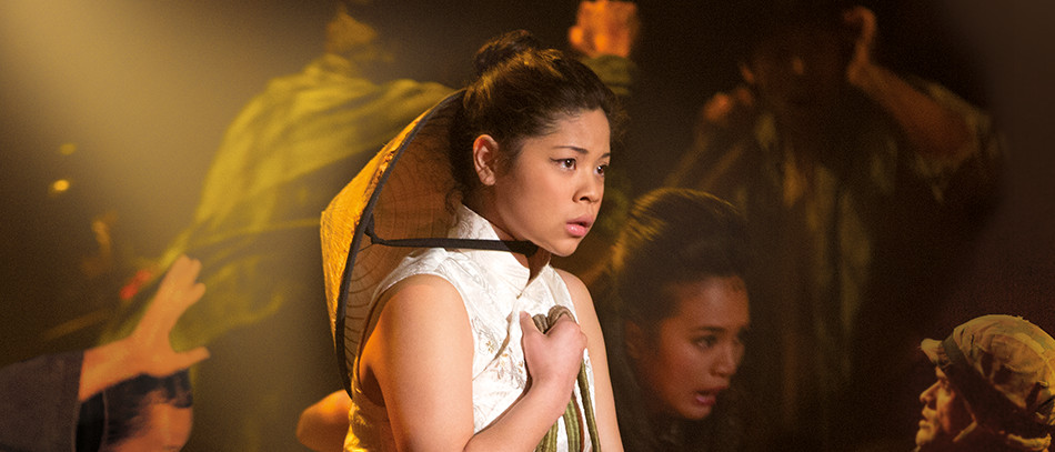 Meet Eva Noblezada, the Magnetic Young Star of Miss Saigon