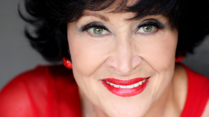 A headshot for Chita Rivera
