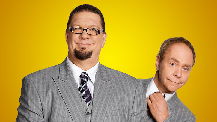 Penn & Teller Return to New York