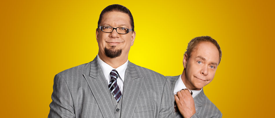 Penn and Teller on Broadway
