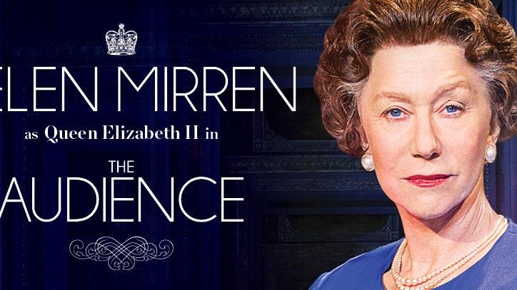Helen Mirren stars as Queen Elizabeth II in The Audience