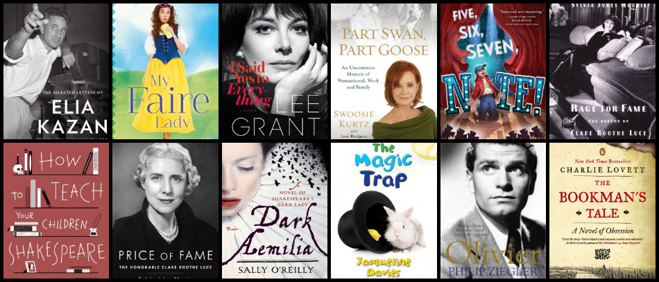 The Summer 2014 Broadway Reading List