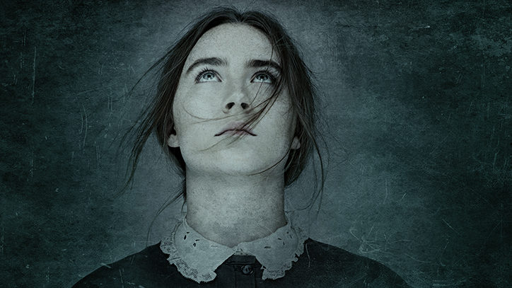 Saoirse Ronan in The Crucible on Broadway