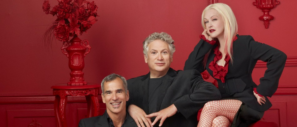 Cyndi Lauper Turns Broadway Baby