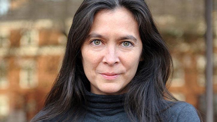 A headshot of Diane Paulus