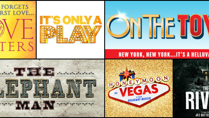 The 2014 Fall Broadway preview