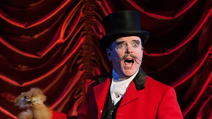 Jefferson Mays: Broadway Chameleon