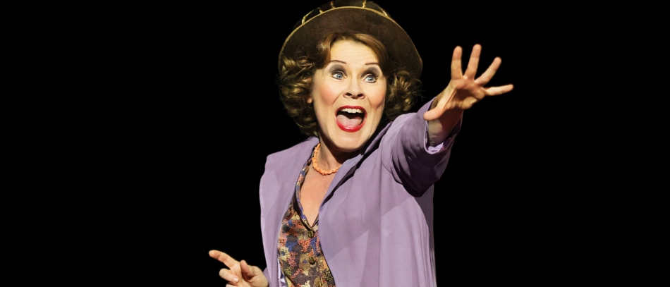 Tune-in Alert: Imelda Staunton Takes on Gypsy