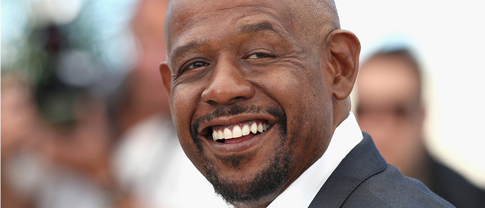 A red carpet photo of Forest Whitaker