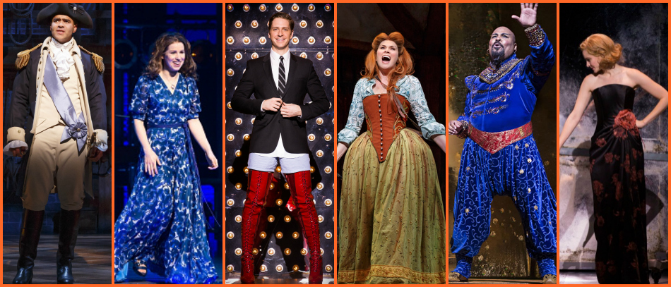 Broadway costumes for Halloween