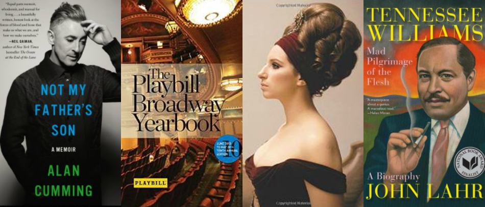 The 2014 Theater Book Gift Guide
