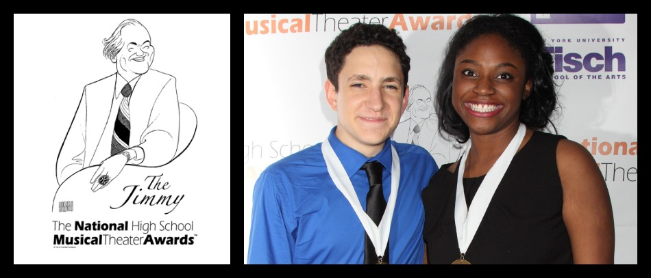 The winners of the 2014 Jimmy Awards