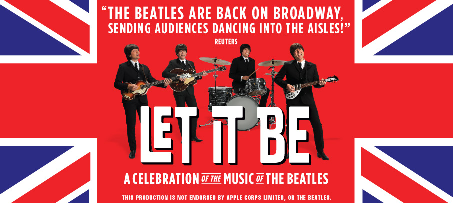 Let It Be: The Beatles The Way They Were