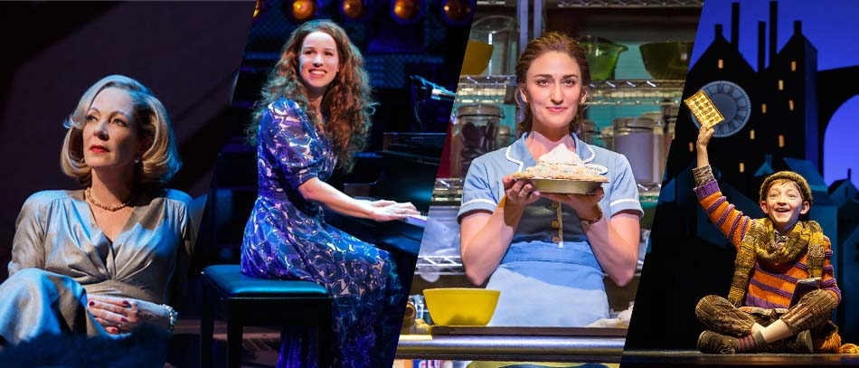 Broadway Shows to Take Your Mom to on Mother's Day