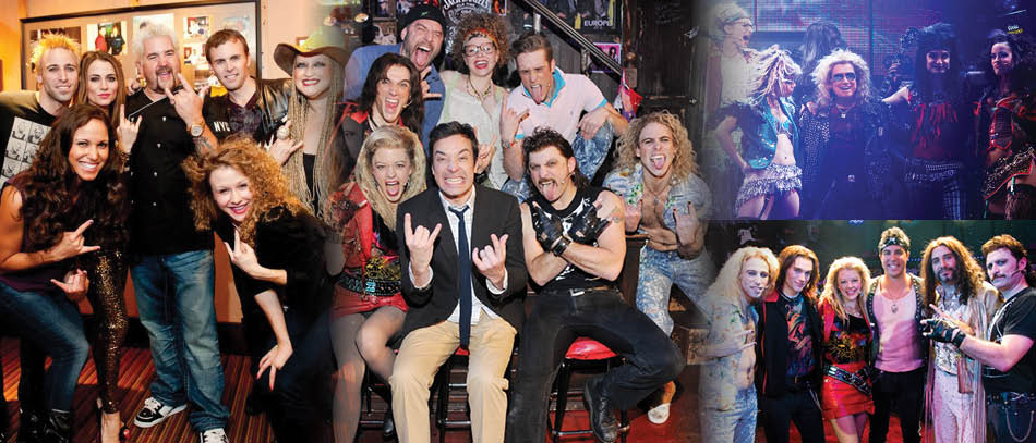 New Fans Help Rock of Ages Celebrate Fifth Anniversary