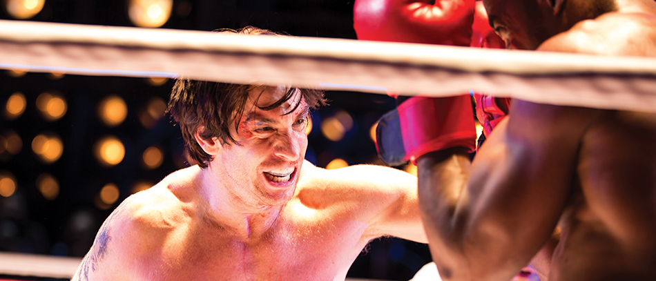 Staging the Thrilling Fight in Rocky