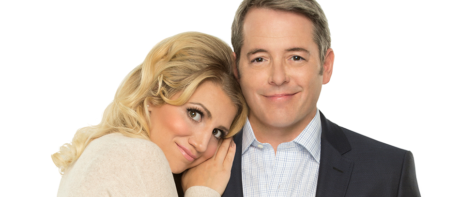 Annaleigh Ashford and Matthew Broderick star in Sylvia on Broadway