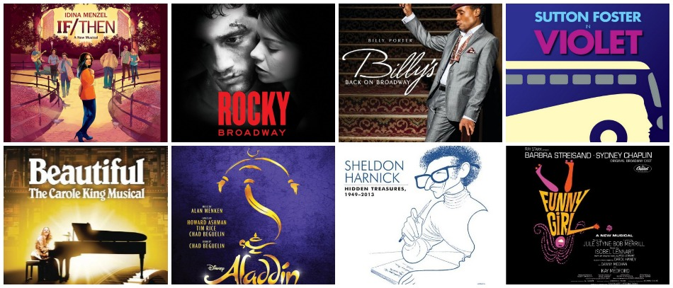 New Broadway Cast Recordings