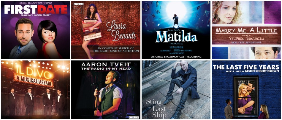 Cast albums for Broadway fans