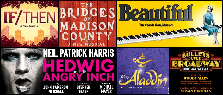 The Spring Broadway Preview: The Musicals