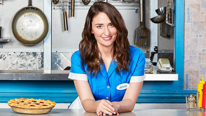 Sara Bareilles in Waitress the Musical