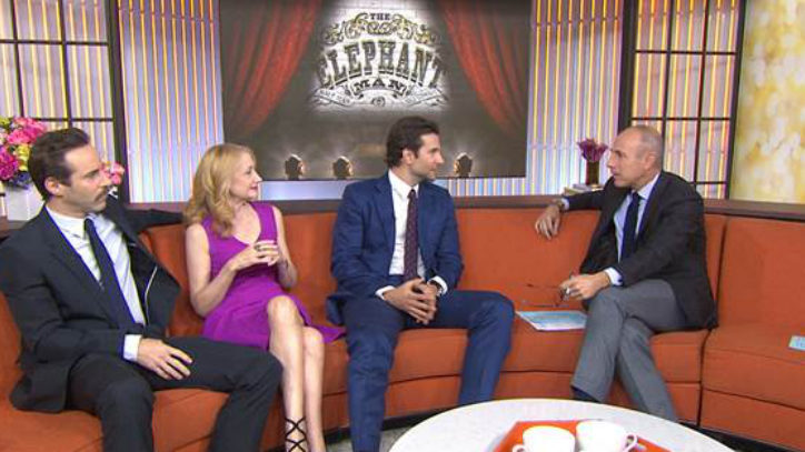 Watch: Bradley Cooper on TODAY