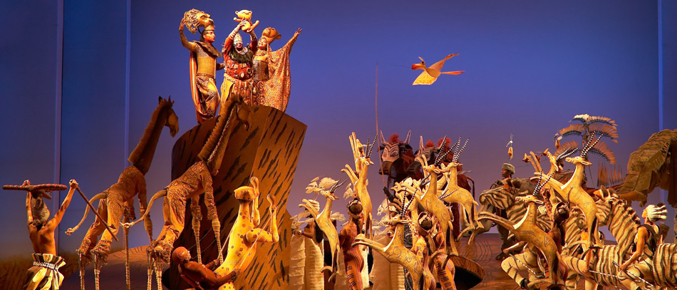 The Lion King Celebrates 15 Groundbreaking Years on Broadway