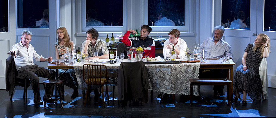 Chekhov, Cate, and The Clash: John Crowley Directs The Present