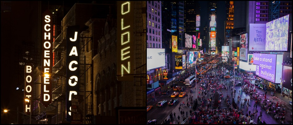 the five best things to do in times square broadway direct