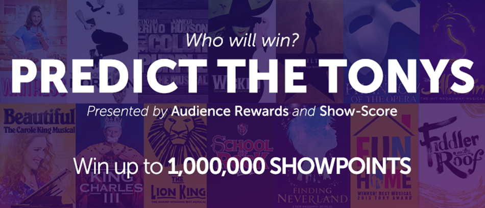 Predict the Tony Awards