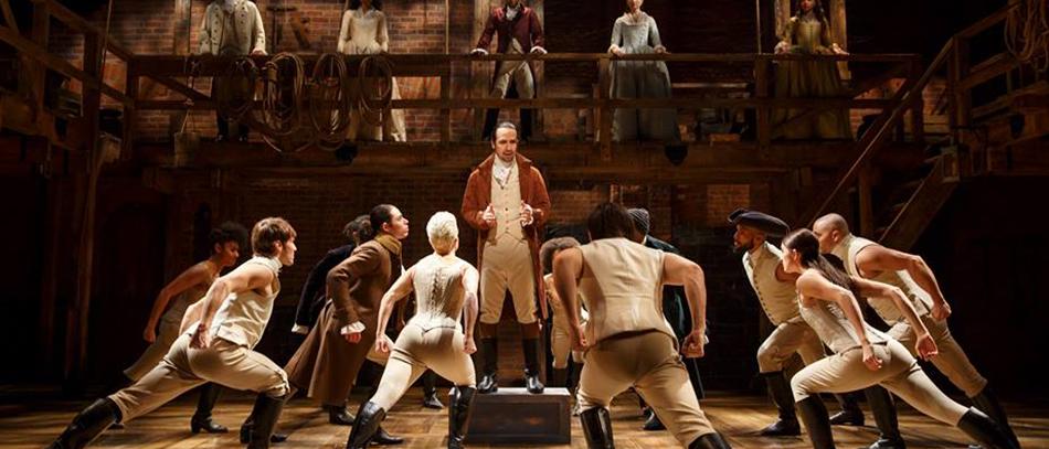 Hamilton – The Revolution Comes to Broadway