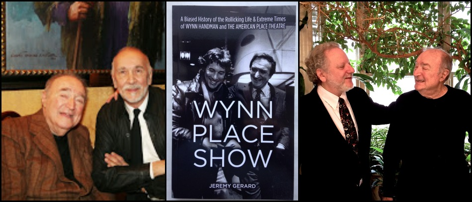The cover for the book Wynn Place Show by Jeremy Gerard