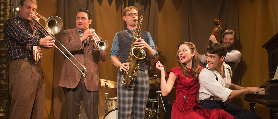 Laura Osnes and Corey Cott Find Love in the New American Musical <em>Bandstand</em>