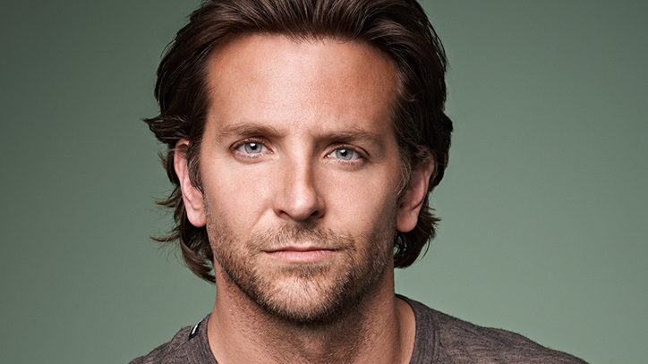 A headshot of Bradley Cooper