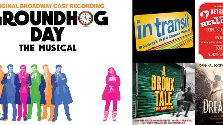 New Cast Recordings on Broadway's Horizon