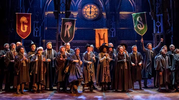 The Broadway company of Harry Potter and the Cursed Child