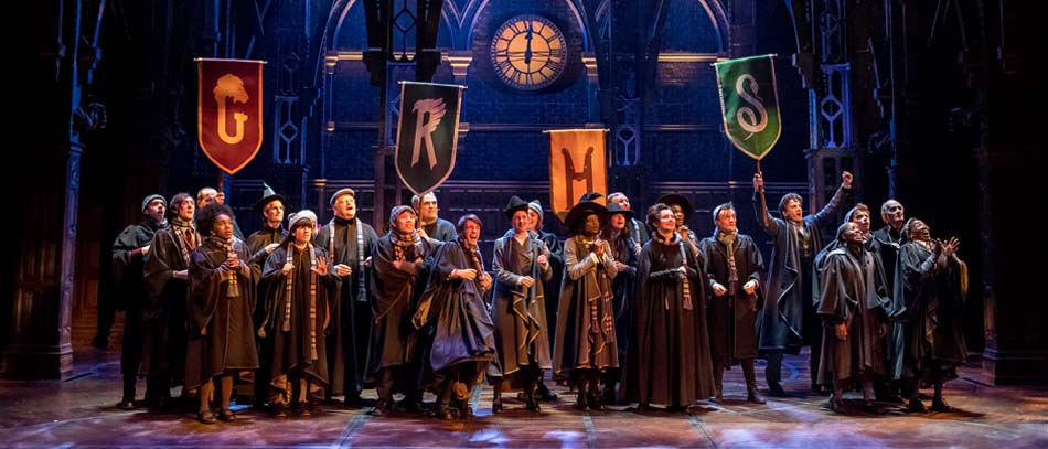 <em>Harry Potter and the Cursed Child</em> Sets Broadway Opening